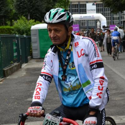 Pau & Bagnère de Bigorre le 14/07/2012
