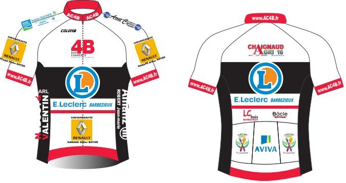 Association Cycliste des 4B Baignes-Barbezieux-Blanzac-Brossac