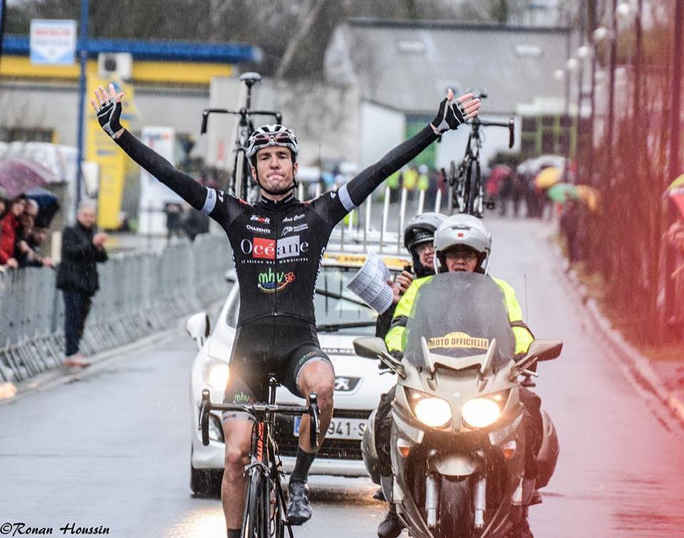 Le 12/03/2017  la  38e édition Nantes-Segré.(Elite Nationale)    Victoire de Yoann Paillot Océane Top 16 en solitaire.   5 ème Ludovic Nadon Océane Top 16 / AC4B...