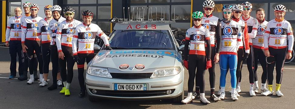 Association Cycliste des 4B ~ Baignes~Barbezieux~Brossac~Blanzac.
