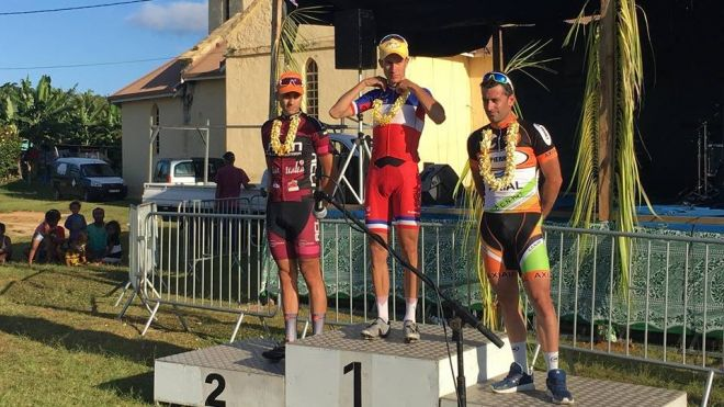 Le 13/10 - Et. 1B : (68,4 km) Tour de Nouvelle-Calédonie