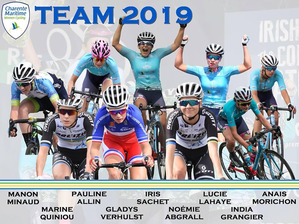 Le 19/011/2018  Une deuxième équipe française UCI en 2019