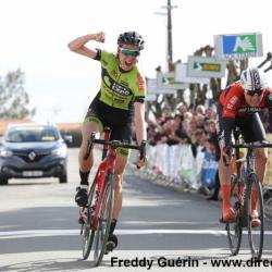 Le 24/03 - Et. 1 : Cartelegue (Gironde) - Saint-Bonnet-sur-Gironde (Charente-Maritime) La 28e édition du Tour du Canton de l'Estuaire aura lieu les 24 et 25 mars.     85 ème  Ludovic NADON OCEANE TOP 16