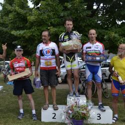 Le 24 juin 2017   REIGNA(16)C PC OPEN - PC. Jean-Paul Giraud (AC4B) 4 ème et  2 ème en D3    Adrien Berthomme (AC4B) et  Hervé Hucteau(AC4B)   Peloton