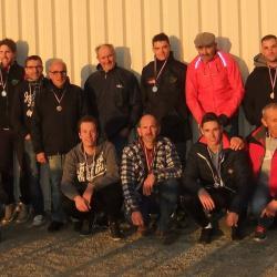 Journée Karting pour L'AC4B.....