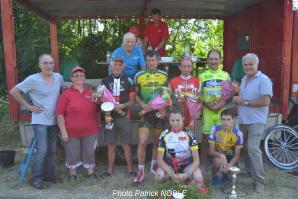 Les vainqueurs st quentin de chalais 07 2015