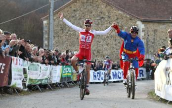 Revivez le cyclo cross d eymouthiers en images