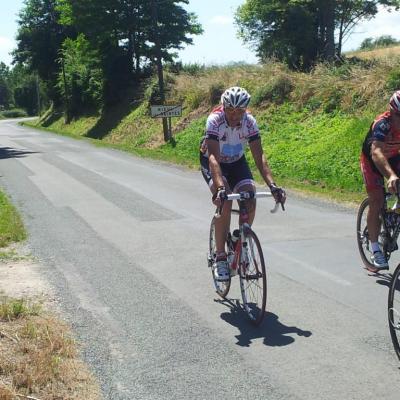 Nieul les Saintes le 17/06/2012