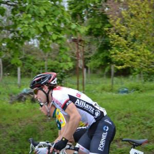 Tour du Conton de Ribérac le 8/05/2012