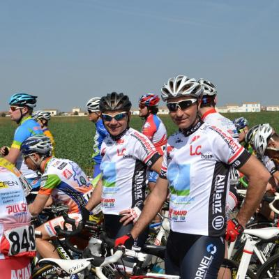 La Rochelle-Saintes le 25/03/2012