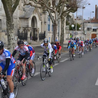 course d'attente bordeaux-saintes le 11/03/2012