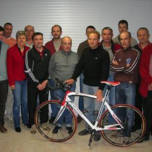 membres de l'association 2009