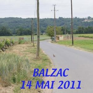 Balzac le 14/05/2011