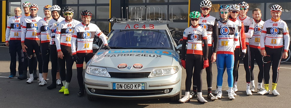 Association Cycliste  des 4B. Barbezieux-Baignes-Blanzac-Brossac