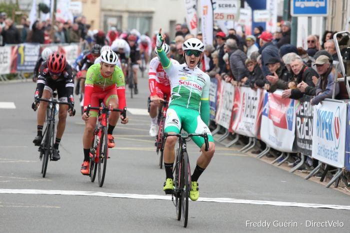 Le 15/02/2020    Circuit des Plages Vendéennes - Ep. 1 .     5 ème Gari LAGNET Top 16 / AC4B   ,   58 ème Alexis DILIGEART Top 16 / AC4B