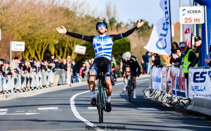 Le 18/02/2020 New 40   Circuit des Plages Vendéennes - Ep. 3-   17 ème Alexis DILIGEART (Océane Top 16)  / AC4B   -    29 ème Gari LAGNET Top 16 / AC4B   ,   Louis Lapierre (Océane Top 16) devient le nouveau leader du Circuit des Plages Vendéennes.