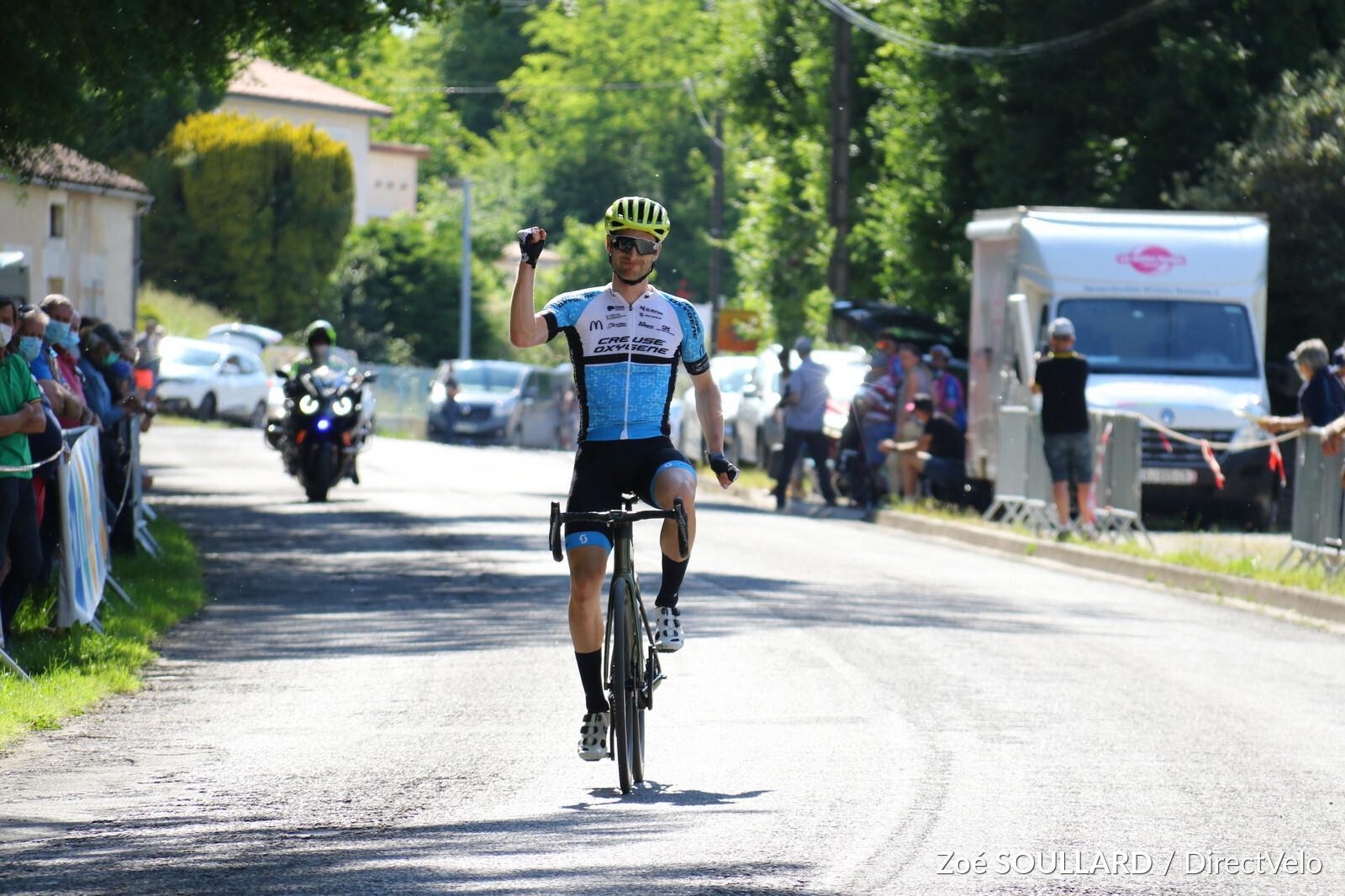 Le 06/05/2021 ROUILLAC (16) - 1-2-3-JUN-PCO    43 ème  Ludovic NADON