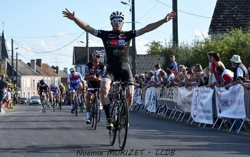 Trophée Maxime Méderel - Lussac-les-Eglises   Victoire d'Alexis Diligeart AC4B
