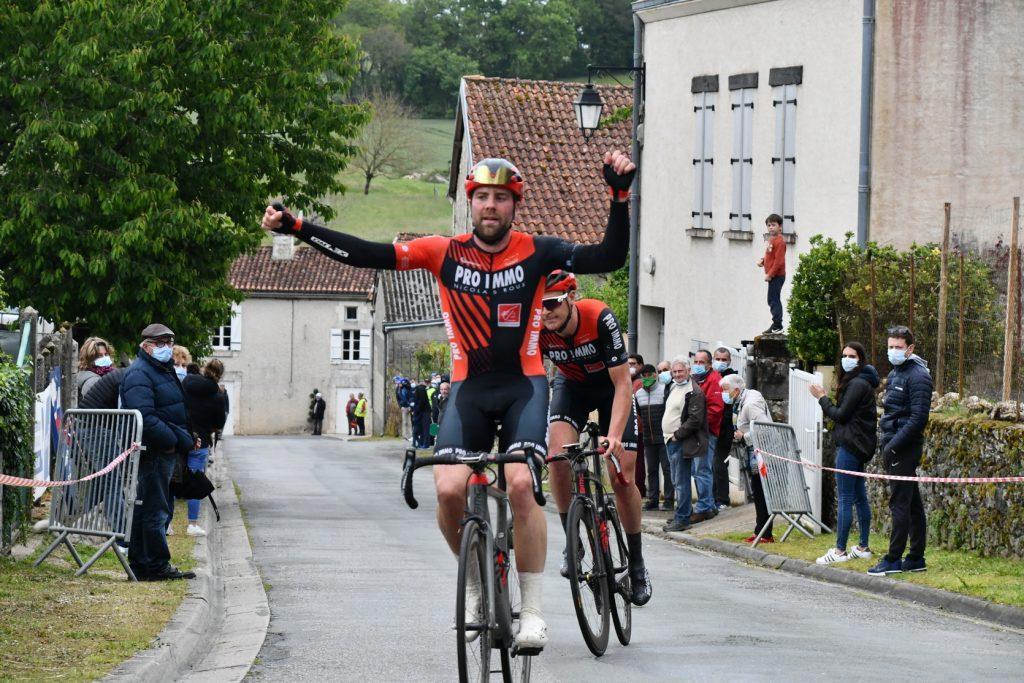Le samedi 22 mai  la 34e édition de la Ronde de la Côle  . 9 ème Alexis DILIGEART