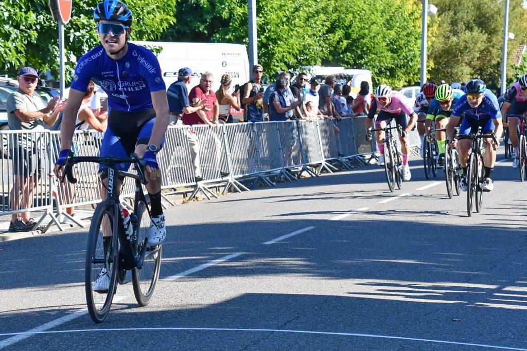 Du 27 au 29/08 Tour des Landes   étape 2  - 28/08  11 ème Alexis DILIGEART
