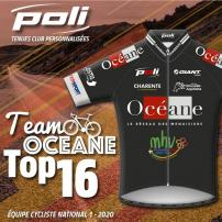 Maillot top 16