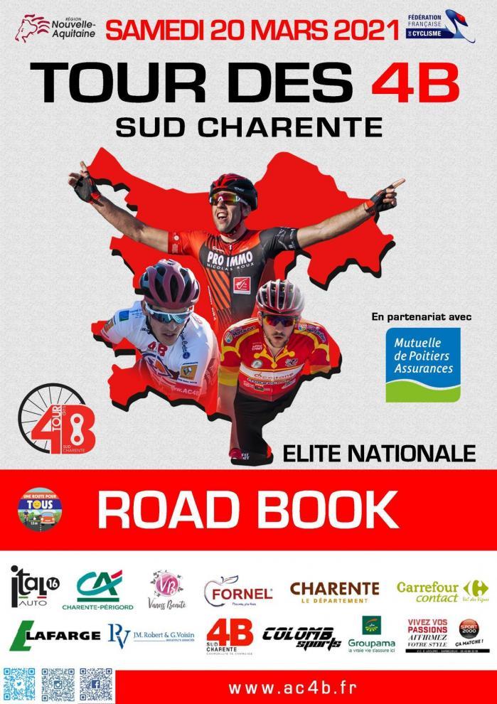 Tour des 4B Sud Charente : Les engagés