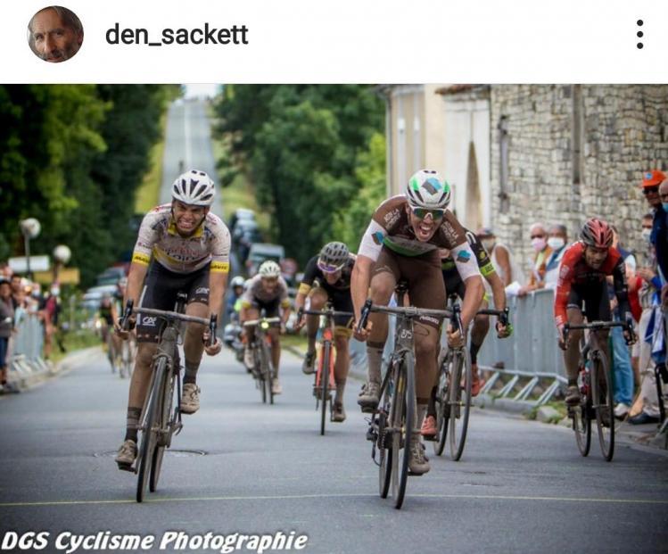 Valentin RETAILLEAU (Chambéry Cyclisme Formation)